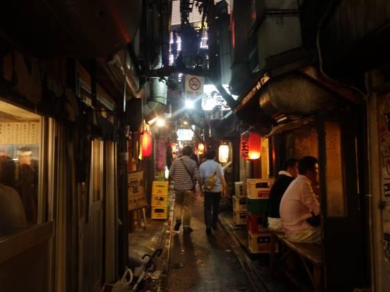 Piss Alley Omoide Yokocho