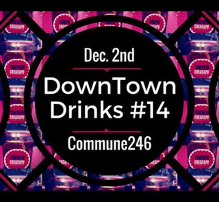 Tokyo Cheapo Downtown Drinks #14