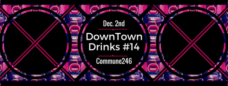 Downtown Drinks 14 FB