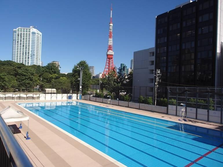 Aqua Field Pool