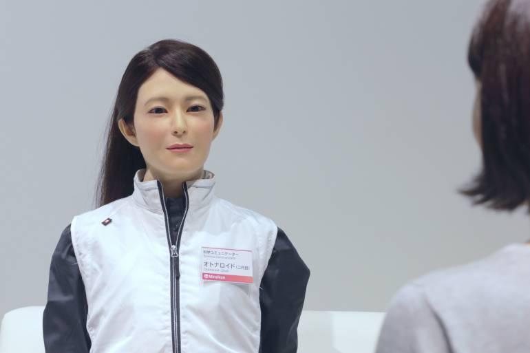 miraikan android