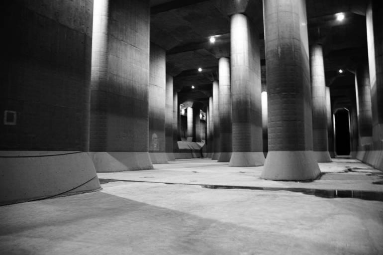 Saitama Sewer G-cans