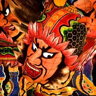 Nakanobu Nebuta Festival