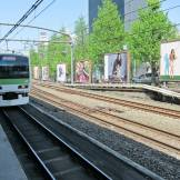 JR Yamanote Train