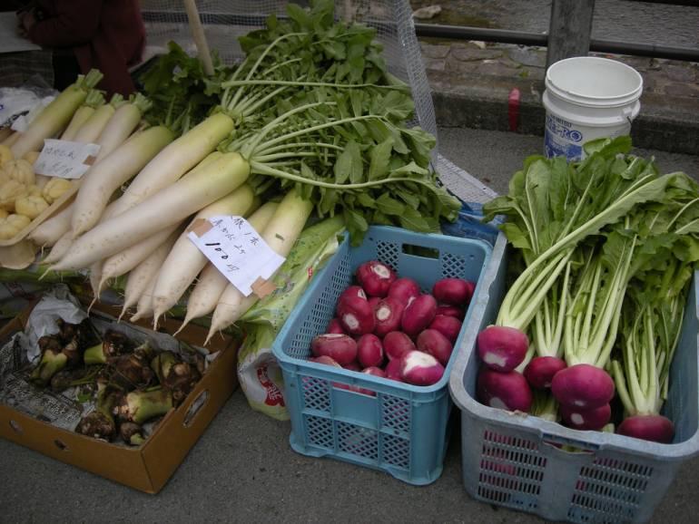 tokyo farmers markets