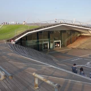 Ōsanbashi Pier (Osanbashi Yokohama International Passenger Terminal)