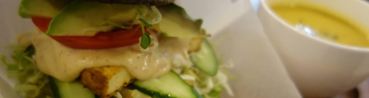 Veganic To Go: Healthy Eating In Roppongi