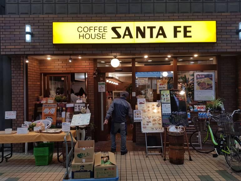 Coffee House Sante Fe