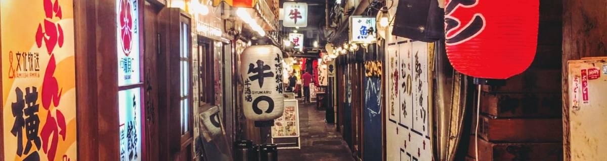 Yokocho - The Culinary and Boozy Back Streets of Tokyo