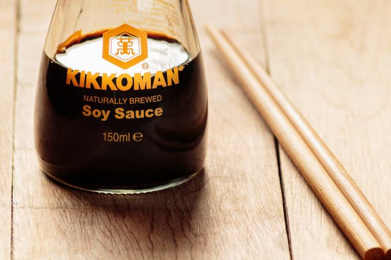 soy sauce groceries in Japan