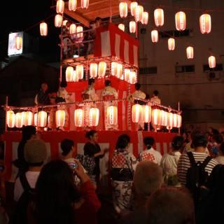 Shimokitazawa Bon Dance Festival