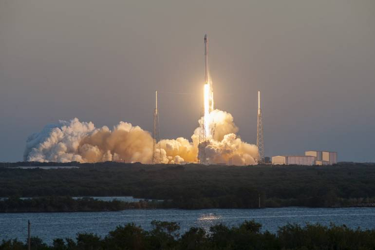Elon Musk co-founded PayPal but now he makes rockets.