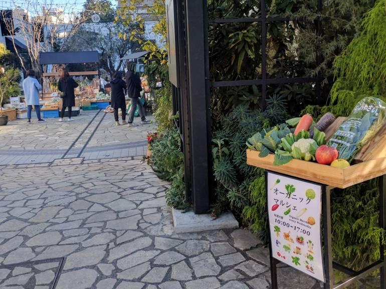 Tenoha Farmers Market