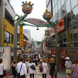 Harajuku Fashion Walking Tour