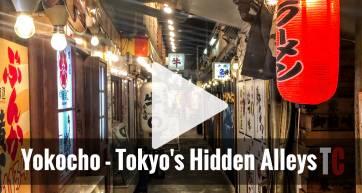 Tokyo's Yokocho