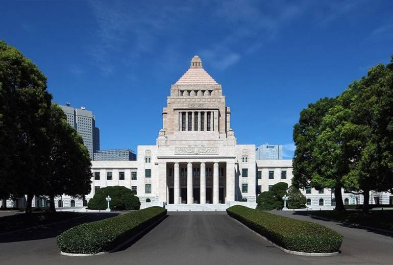 national diet building tokyo government