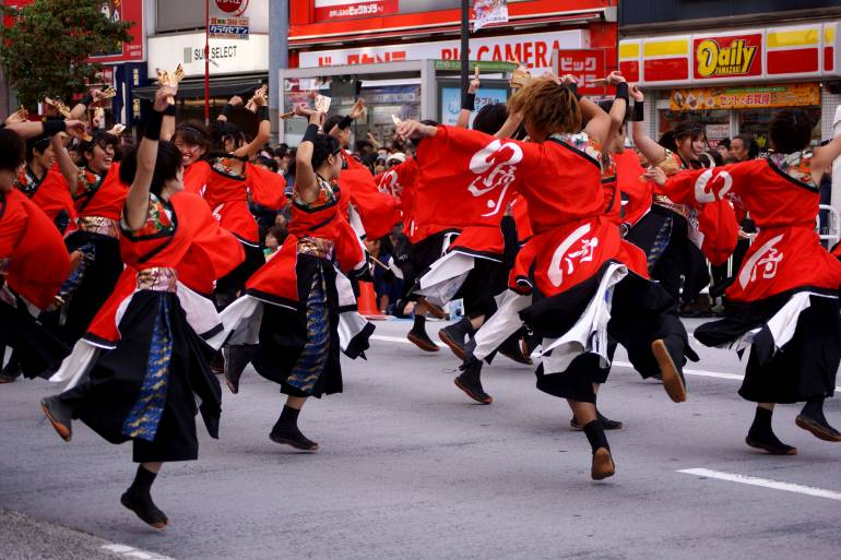 tokyo events october