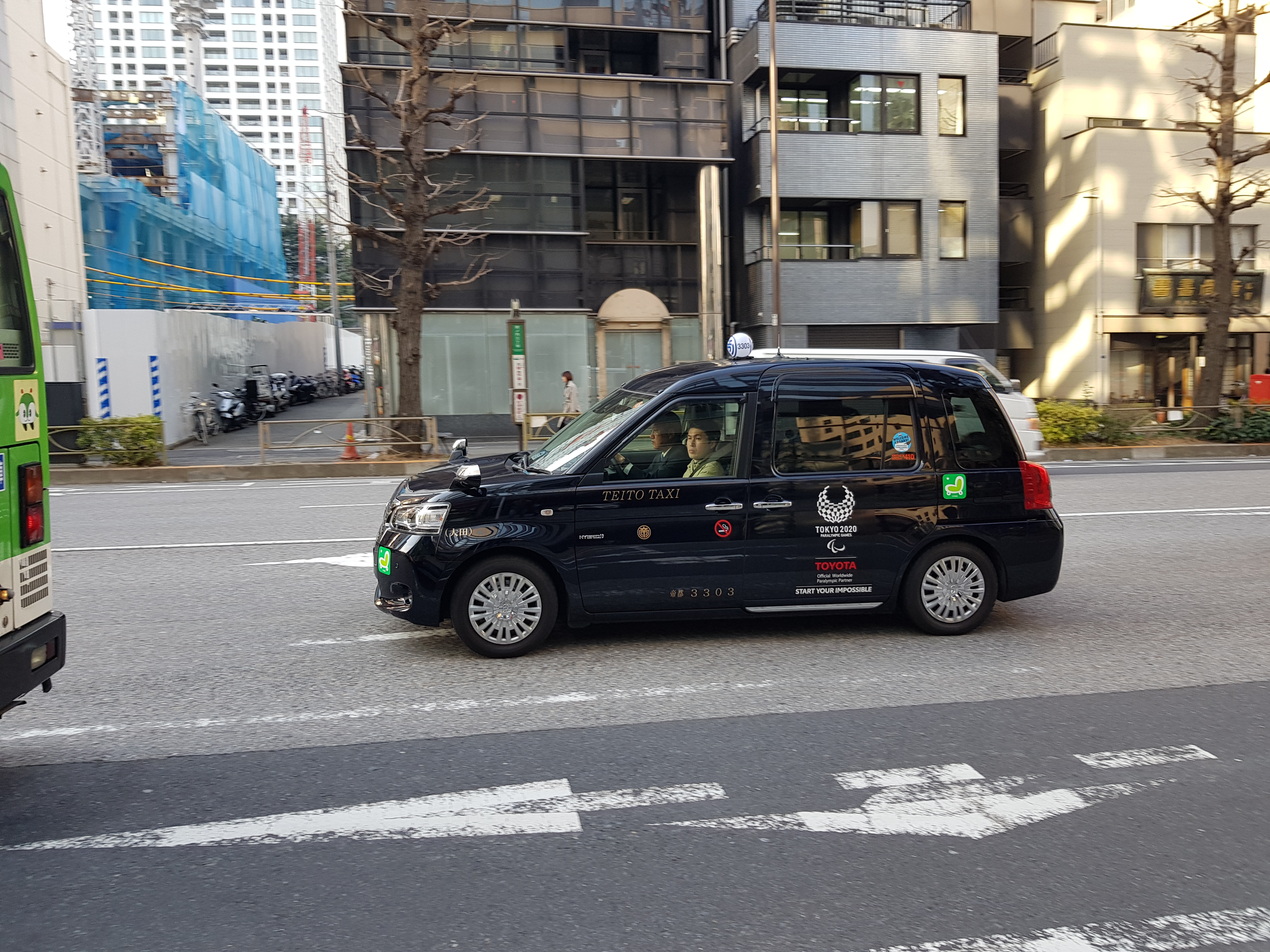 How to Catch a Taxi in Tokyo: Quick Guide | Tokyo Cheapo