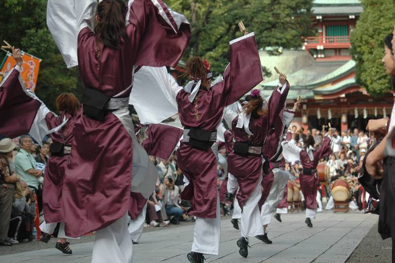 november events in tokyo