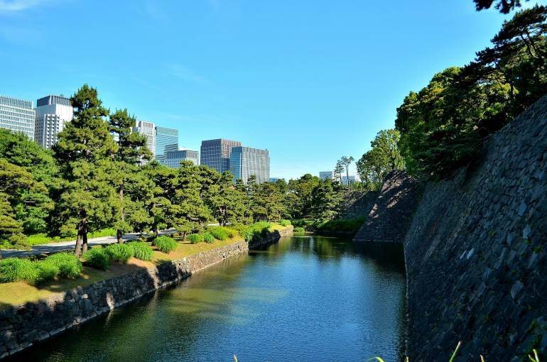 Imperial Gardens things to do around tokyo station