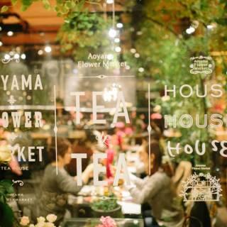 Aoyama Flower Market Teahouse Akasaka
