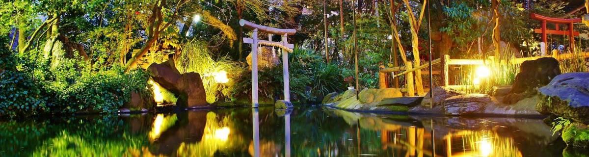 Oases in Tokyo: 'Escape' the City