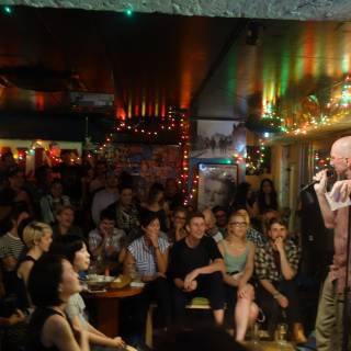 Golden Week Stand-up Comedy