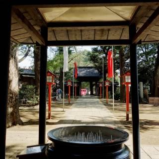 Todoroki Fudoson Temple