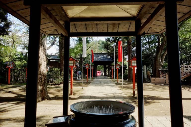Todoroki Temple