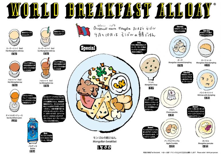 shibuya breakfast spots