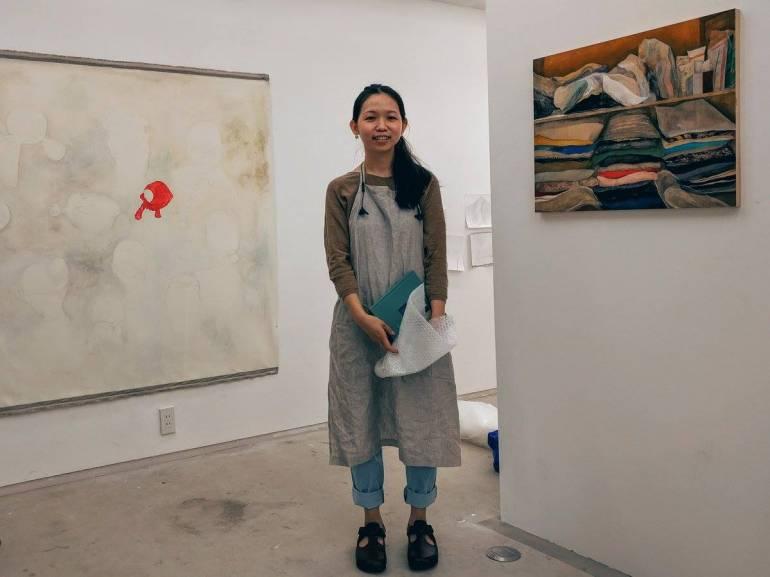 Resident Artist Ting Chen