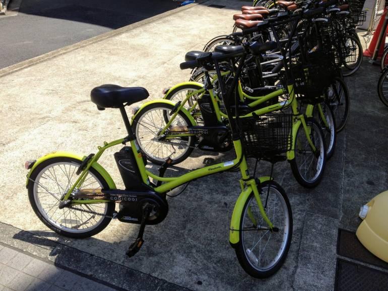Cogicogi bikeshare