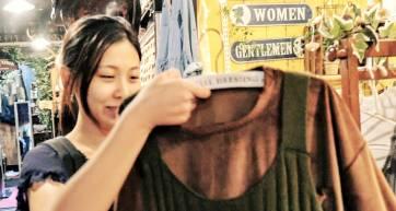 Shopping in Shimokitazawa