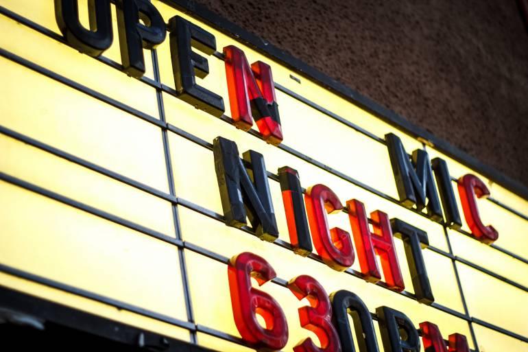 tokyo open mic night