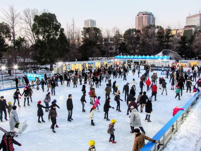 tokyo skating