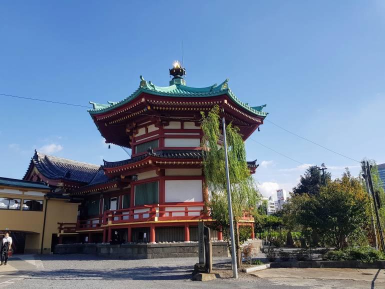 Bentendo Pagoda
