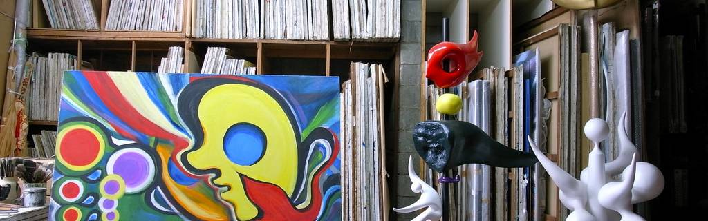 Taro Okamoto: Abstract Art at Cheapo Prices