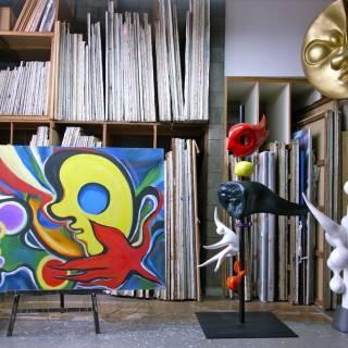 Taro Okamoto: Abstract Art at Cheapo Prices