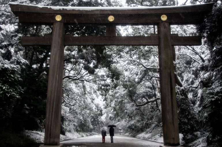 tokyo winter itinerary