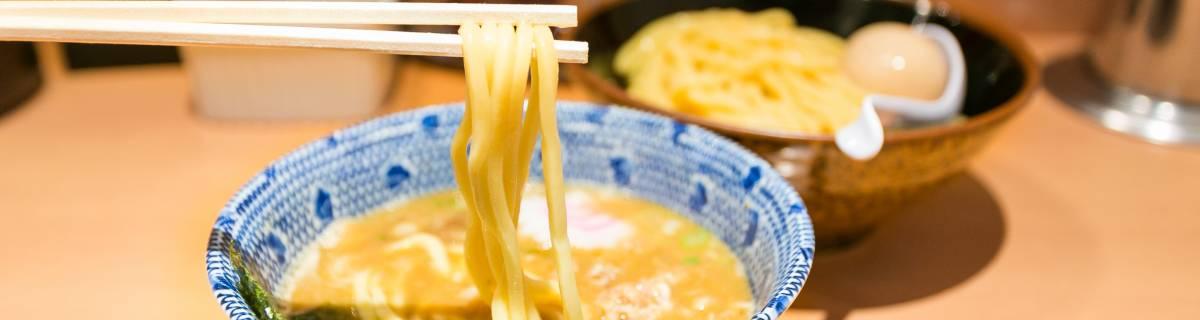 Top 10 Tsukemen Restaurants in Tokyo
