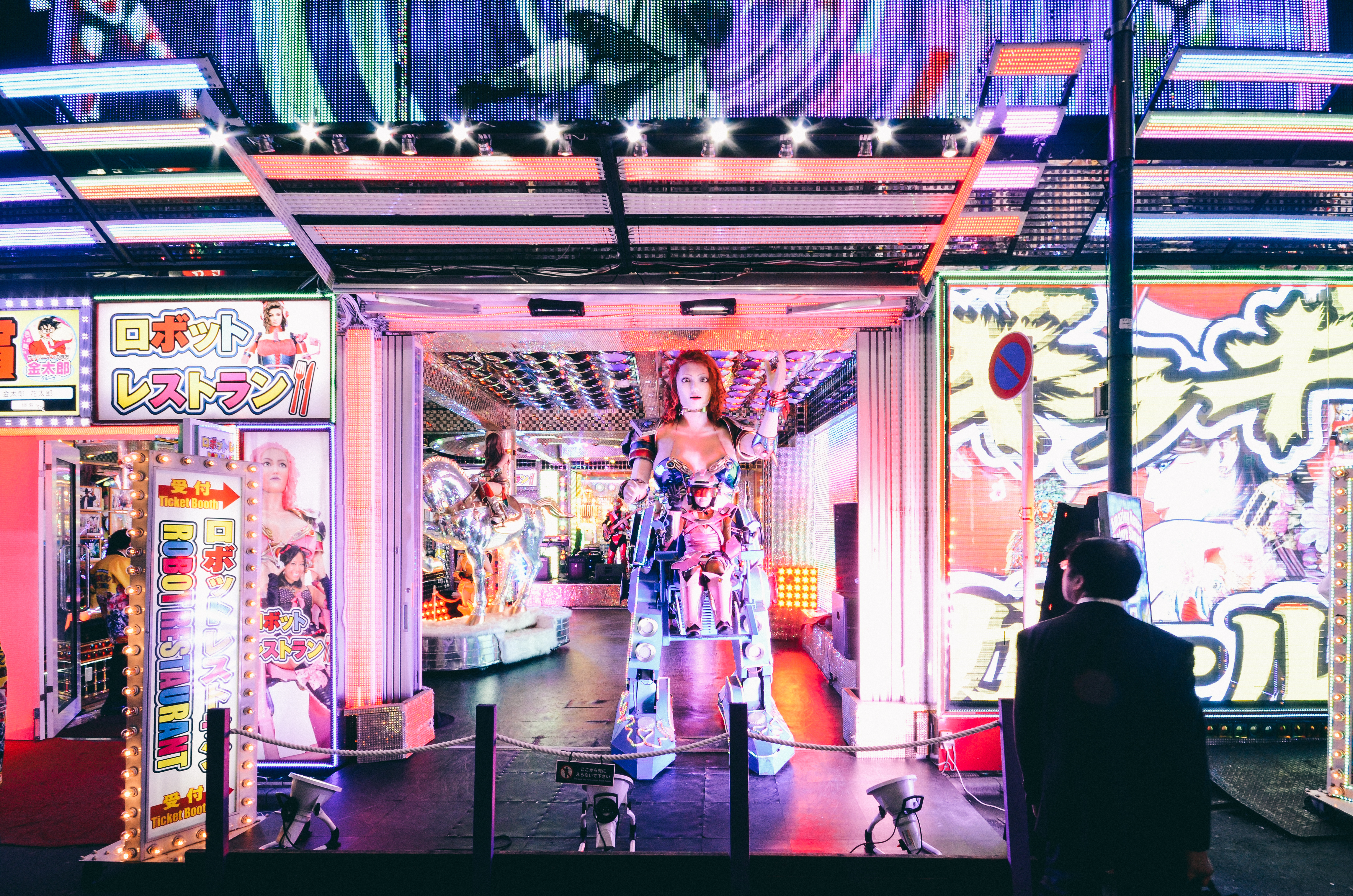 a70beb82d How to Find Cheap Tickets to the Robot Restaurant   Tokyo Cheapo
