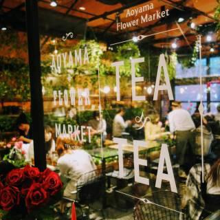 Aoyama Flower Market Teahouse