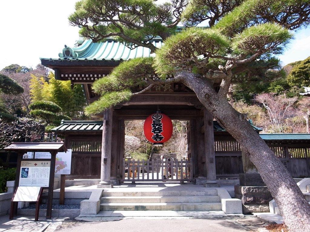 Hasedera Temple Kamakura