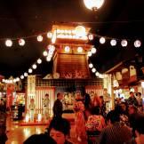 Oedo Onsen Monogatari Hall