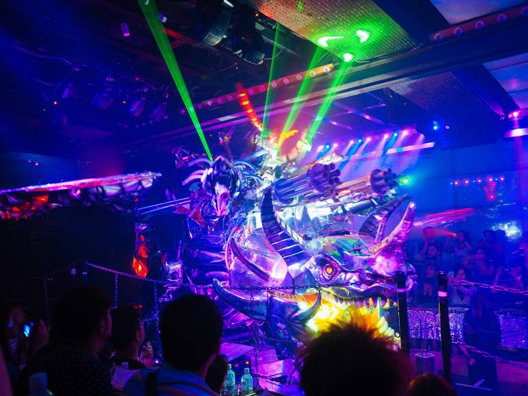 Robot Restaurant cheap tickets