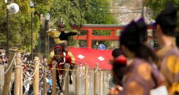 Yabusame Kamakura