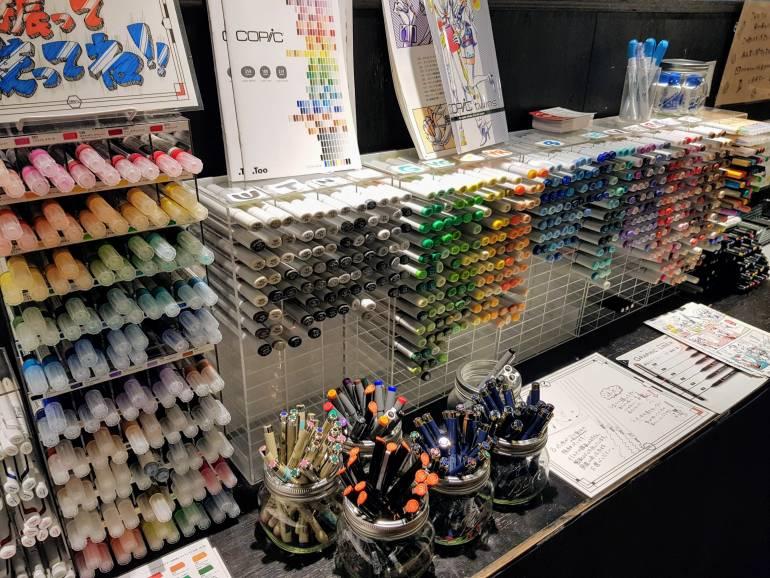 stationery shop tokyo