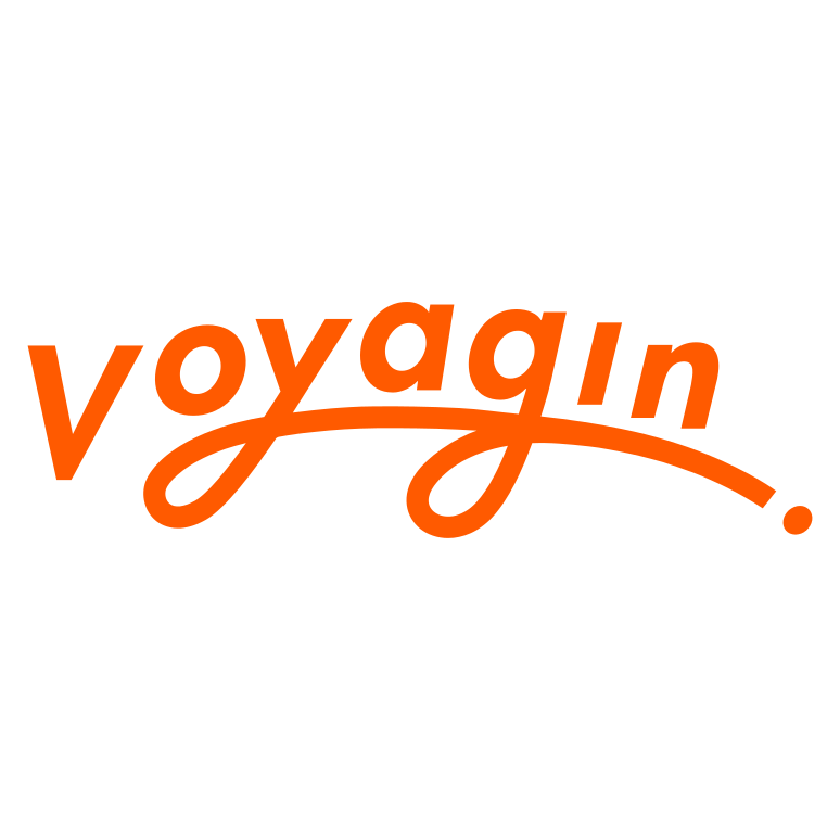 Image result for voyagin logo