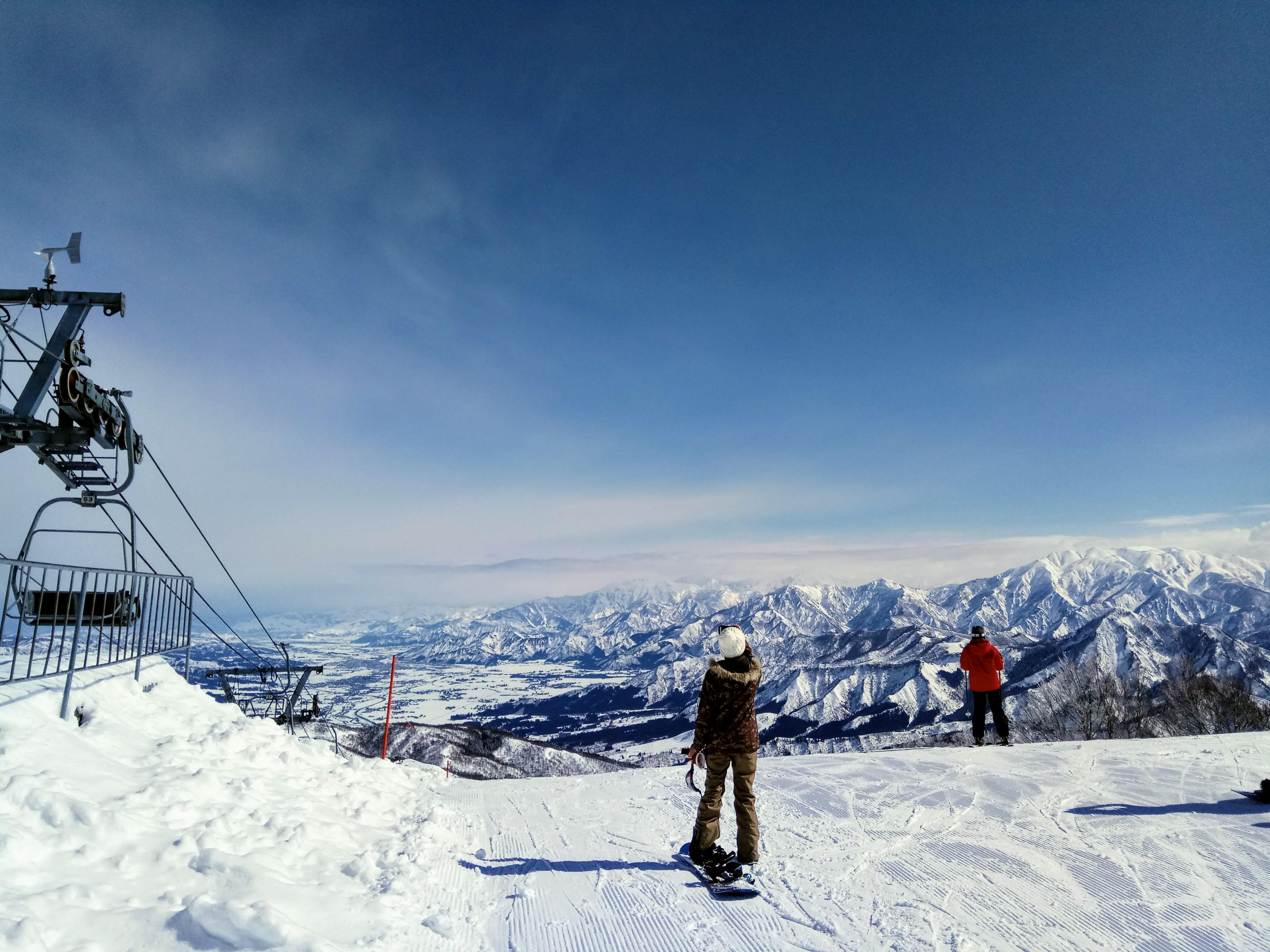 gala yuzawa: easy ski and snowboarding day trip from tokyo | tokyo