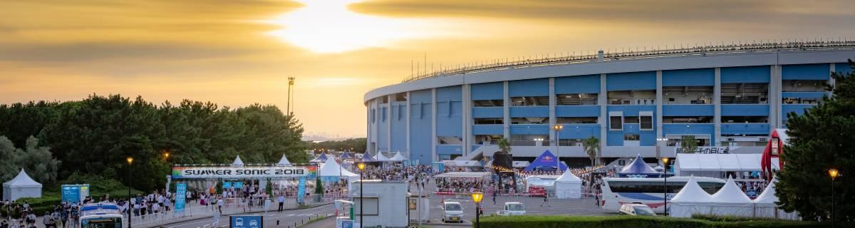 Zozo Marine Stadium Chiba
